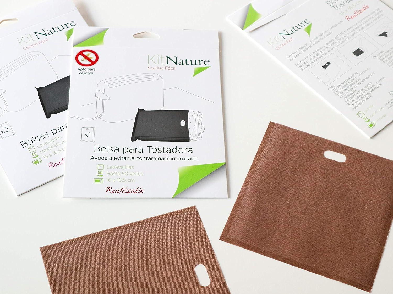 Kit Nature Bolsas para Tostadora (3 Ud.)