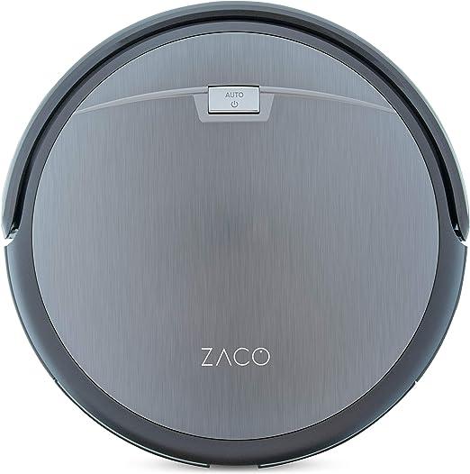 ZACO A4s - Robot aspirador con sistema de limpieza CyclonePower ...