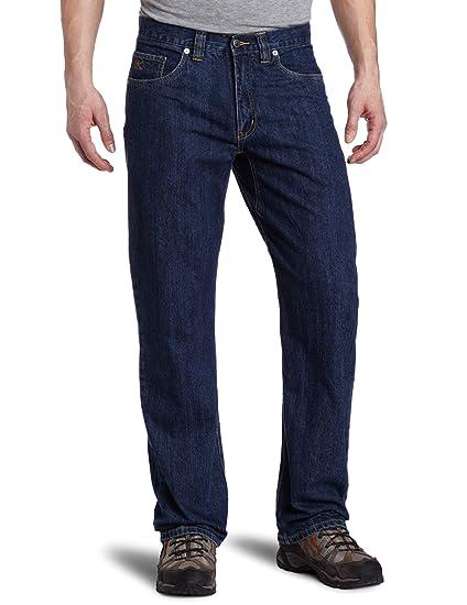 b9e9f48e242 Amazon.com  Mountain Khakis Men s Original Mountain Jean Classic Fit ...