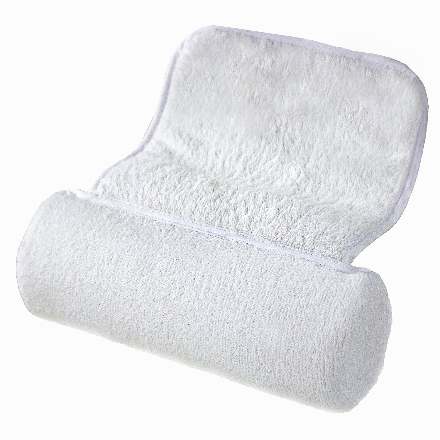 Exceptional Amazon.com : Luxury Bath Pillow For Bathtub With Ultimate Neck Support,  Designed For Extreme Comfort, Non Slip Suction Caps : Beauty