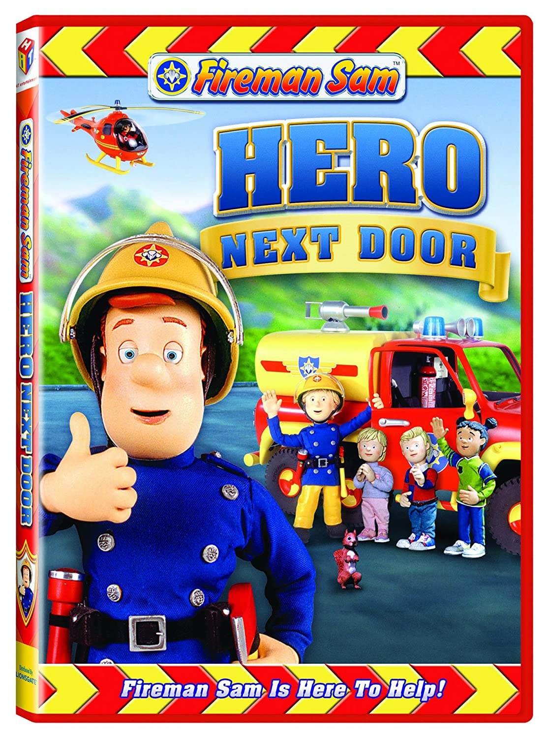 Amazon Fireman Sam Hero Next Door Fireman Sam na Movies TV – Fireman Sam Birthday Cards