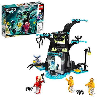 LEGO Hidden Side Welcome to The Hidden Side 70427 Ghost Toy, Cool Augmented Reality Play Experience for Kids, New 2020 (189 Pieces): Toys & Games