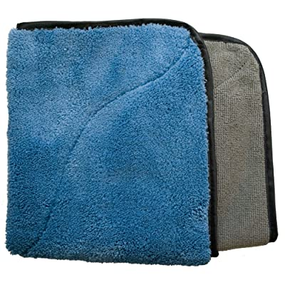 Detailer's Choice 3-5078 Microfiber Wax and Buff Towel, 1 Pack: Automotive