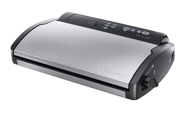 Amazon.de: FoodSaver V 2860 Folienschweißgerät | Vakuumierer ...