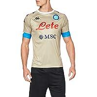 SSC NAPOLI Camiseta Réplica Portero Casa 2020/21