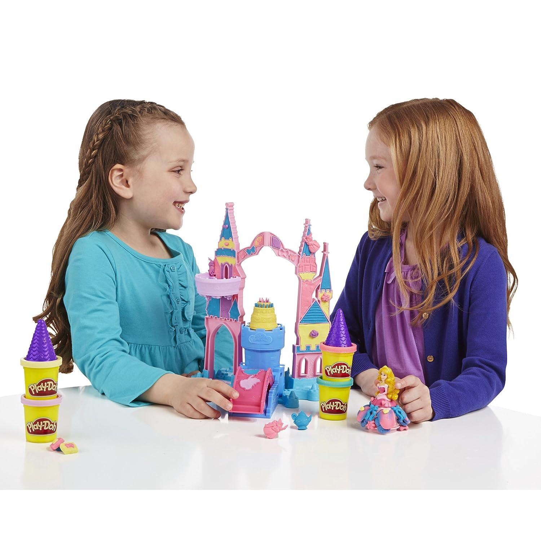 Play Doh Mix n Match Magical Designs Palace Set Featuring Disney