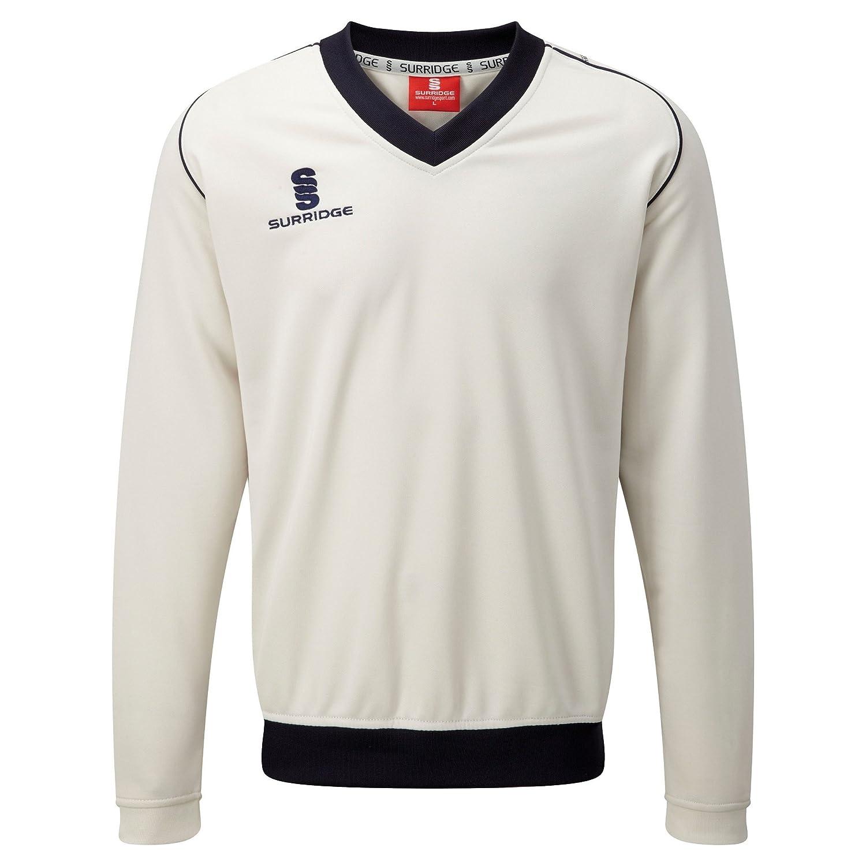 Surridge Jungen Junior Sport-Sweatshirt, Innenmaterial Fleece