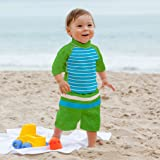 i play. Baby Boys' Colorblock Trunks with