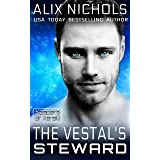 The Vestal's Steward: A Romantic Space Fantasy (Keepers of Xereill Book 5)