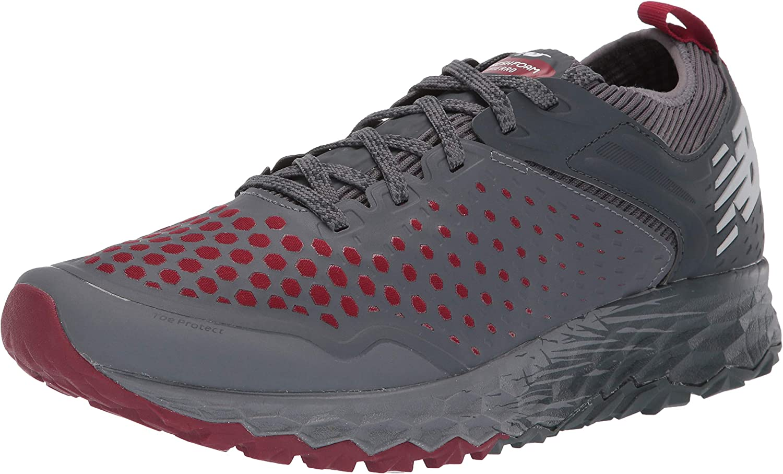 New Balance Men s Hierro V4 Fresh Foam Trail Running Shoe