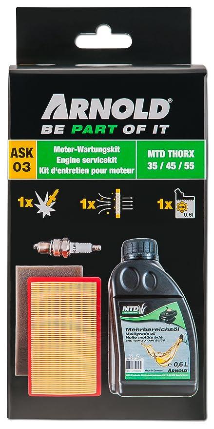 Arnold 3011-M6-0017 - Cortacésped: Amazon.es: Bricolaje y herramientas