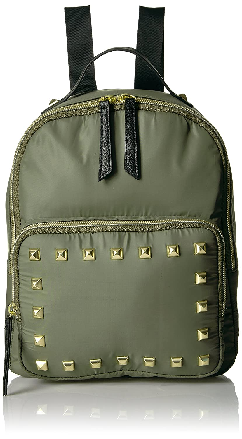 T-Shirt & Jeans Nylon Back Pack with Studs 11160324STK