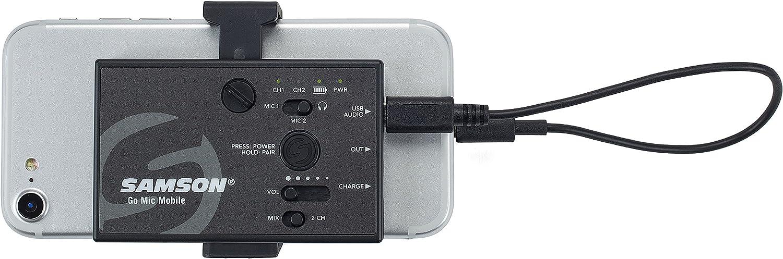 Samson SWGMMLAV Go Mic Mobile Beltpack Wireless Microphone System