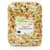 Buy Whole Foods Online Organic Sprouting Mix, 1 Kg