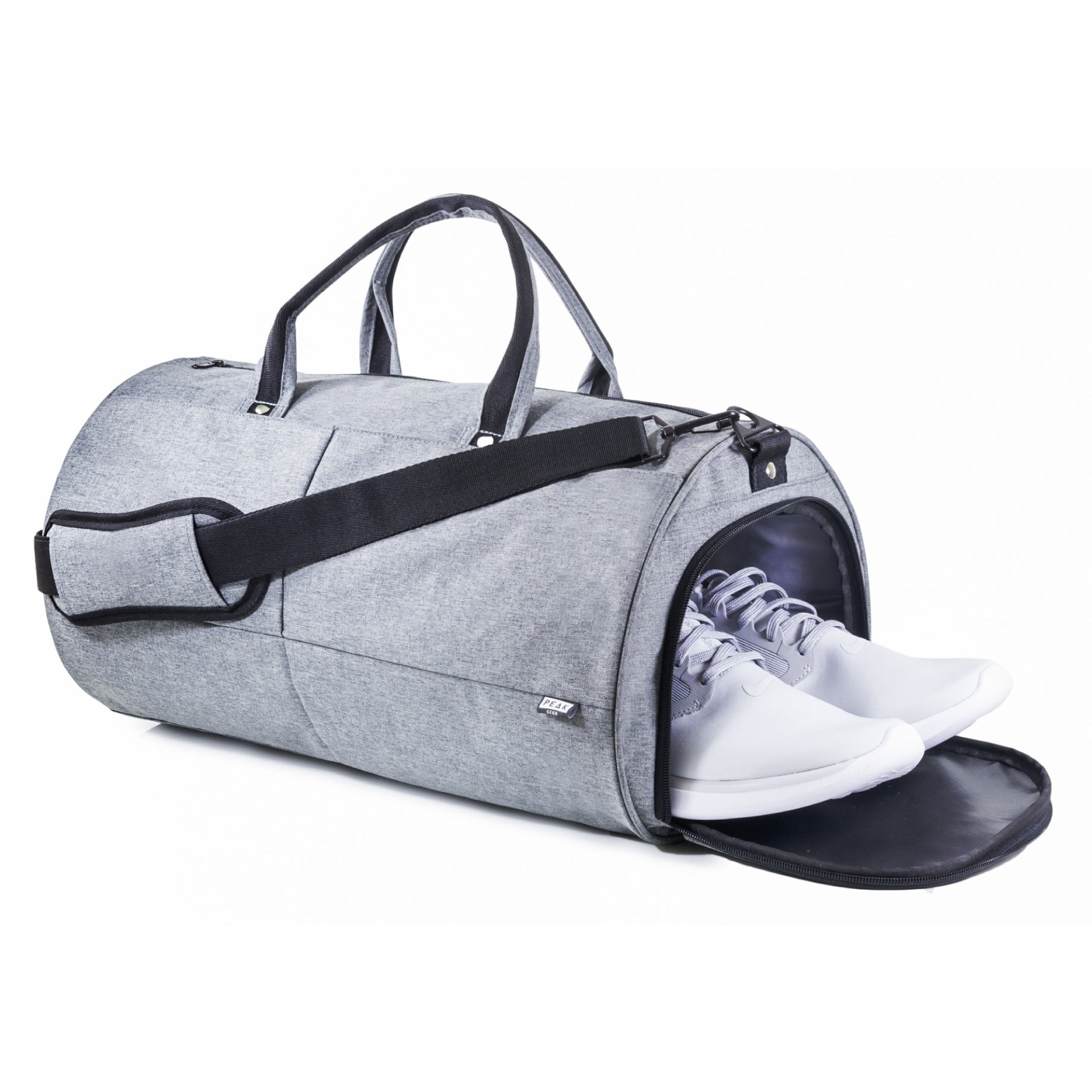 The Everyday Duffel Bag - Travel/Gym Duffle Tote - INCLUDES Lifetime Lost & Found Service [NEW]