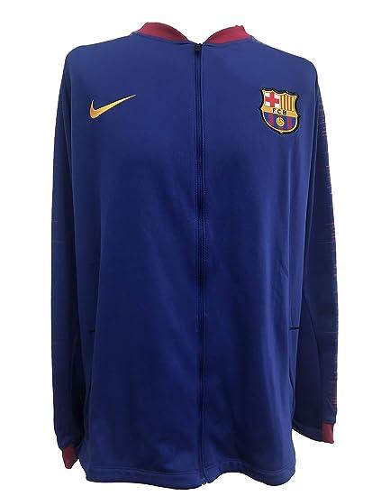 Nike Herren Fc Barcelona Anthem Trainingsjacke