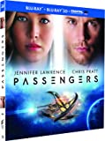 Passengers [Combo Blu-ray 3D + Blu-ray + Copie digitale]