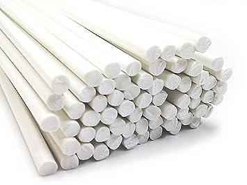Alambre de soldadura de plástico PVC-U duro 4mm Redondo Blanco 25 ...