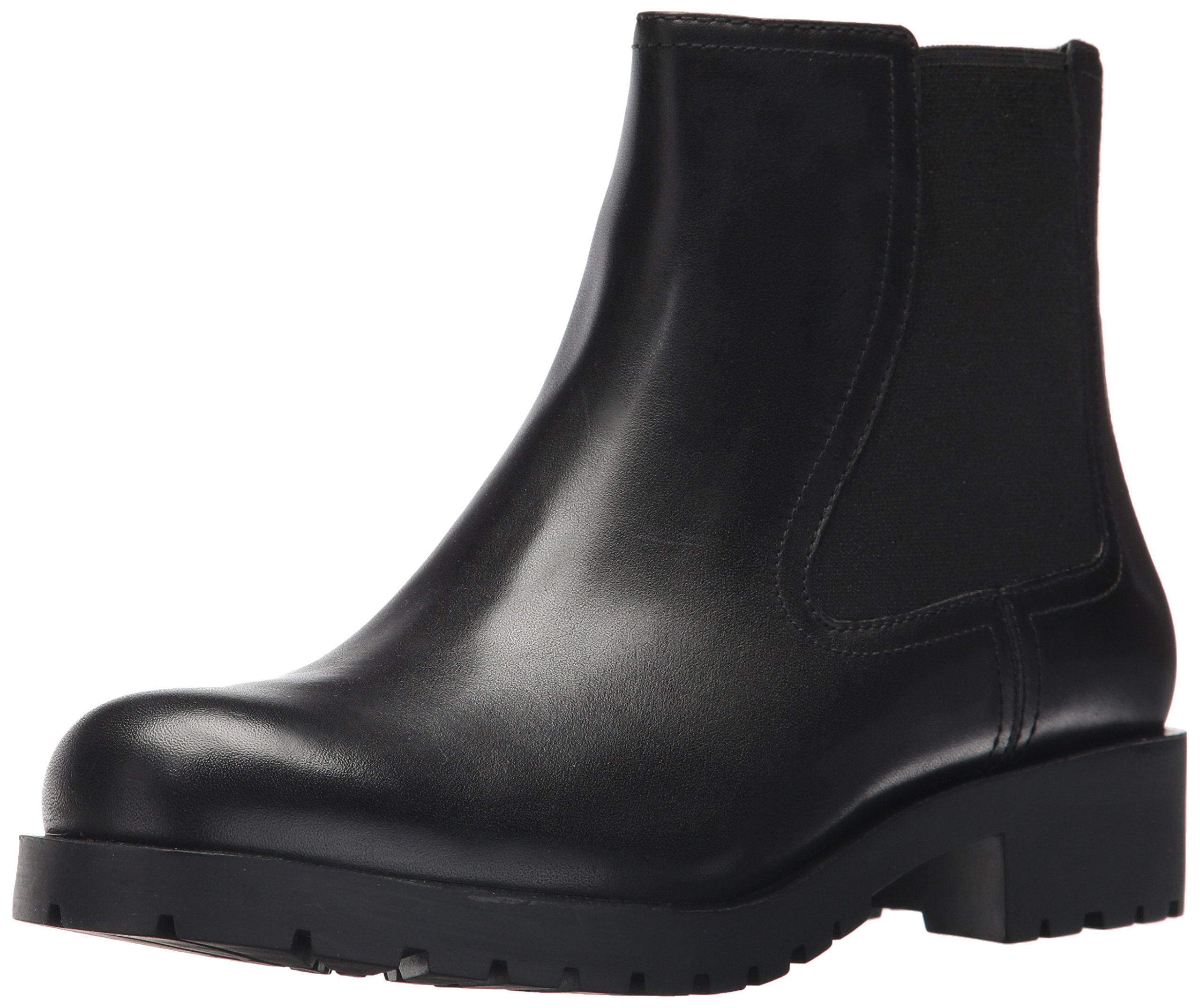 Cole Haan Women's Stanton WP Chelsea, Black Leather, 10 B US
