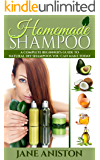 Homemade Shampoo: Beginner's Guide To Natural DIY Shampoos