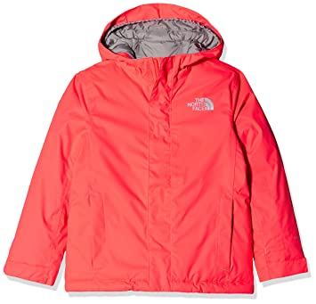 7956c452e4 The North Face Youth Snow Quest Veste Mixte Enfant, Rocket Red , FR : XS