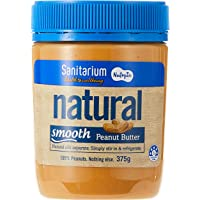 Sanitarium Peanut Butter Natural Smooth, 375g