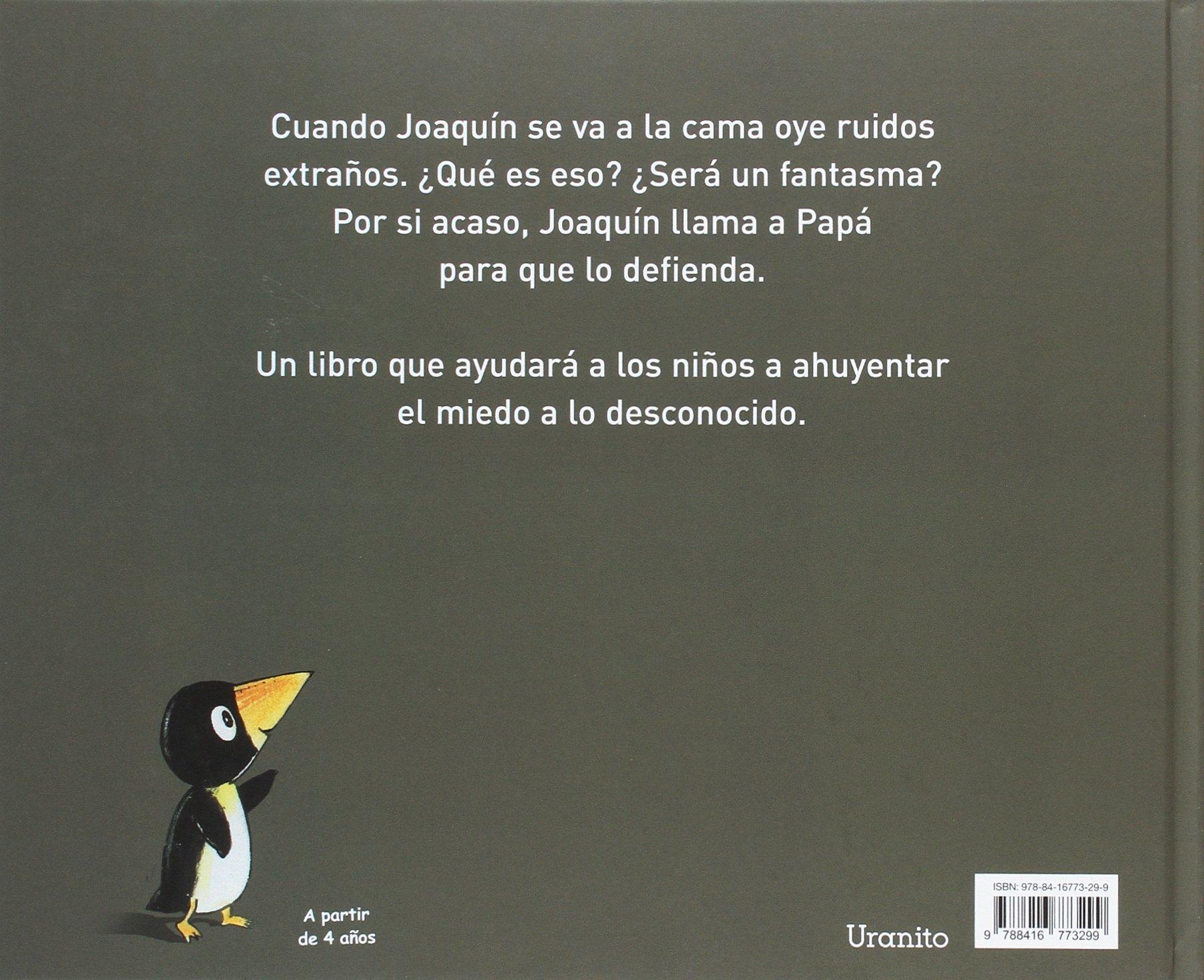 (No) hay un fantasma debajo de mi cama (Spanish Edition): Guido Van Genechten: 9788416773299: Amazon.com: Books