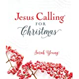 Jesus Calling for Christmas: Padded hardcover, with full Scriptures