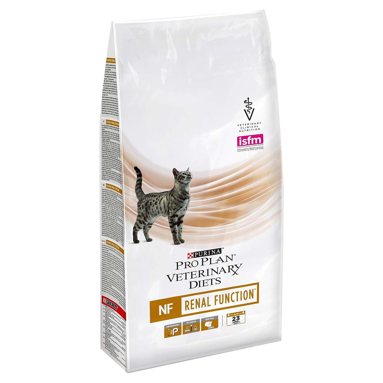 Purina Pro Plan Régime vétérinaire Félin NF Fonction Rénale Clinique Diet Croquettes pour Chat Nestle Purina