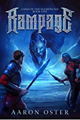 Rampage (Land of the Elementals Book 1) Kindle Edition