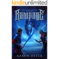 Rampage (Land of the Elementals Book 1) (English