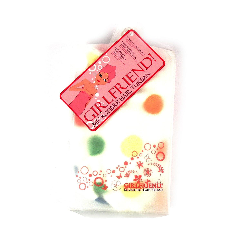 Serviette éponge Microfibre pour Cheveux Twisty Microfibre Hair Towel