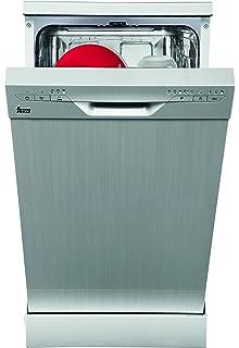 Siemens iQ500 SR456S01TE lavavajilla Semi-incorporado 10 cubiertos ...