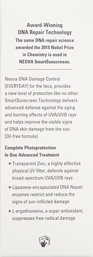 0f28a750f Neova DNA Damage Control Everyday SPF 44: Amazon.in: Beauty
