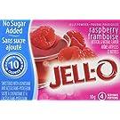 JELL-O Jelly Powder Light - Raspberry 10G x 18