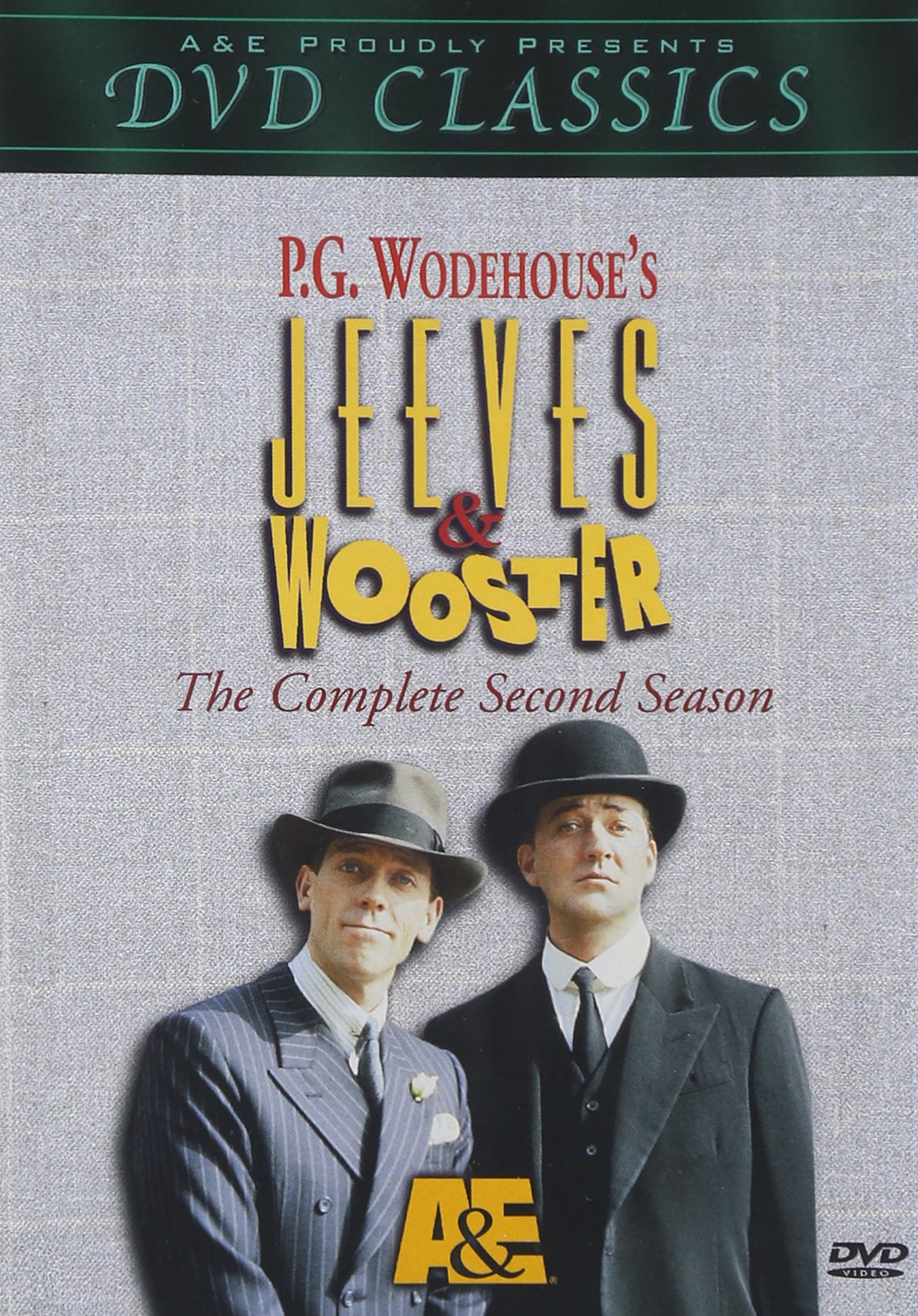 Jeeves & Wooster - The Complete Second Season