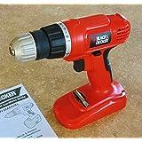 Black and Decker GC1800B Volt Cordless Drill/Driver GC1800 (Bare Tool, No Battery)