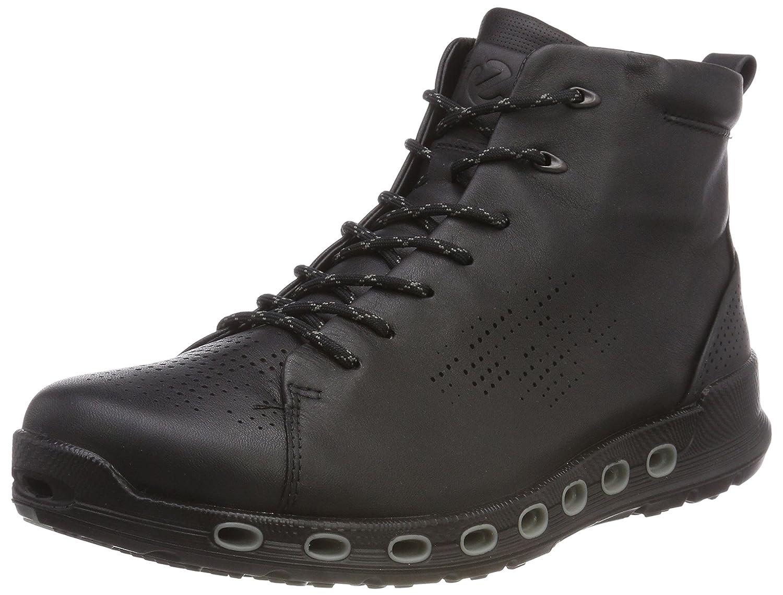 Ecco Cool 2.0, Zapatillas Altas para Hombre Negro (Black Dritton 1001)