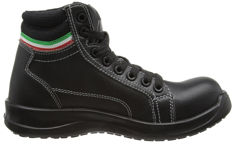 a0fe35d9e5 ... Sir Safety Ankle High Fobia, Scarpe Scarpe Scarpe antinfortunistiche  Donna Nero (nero) b63e98 ...