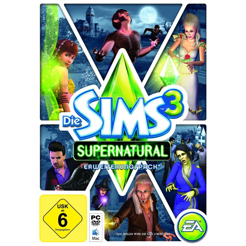 Die Sims 3 Supernatural Games