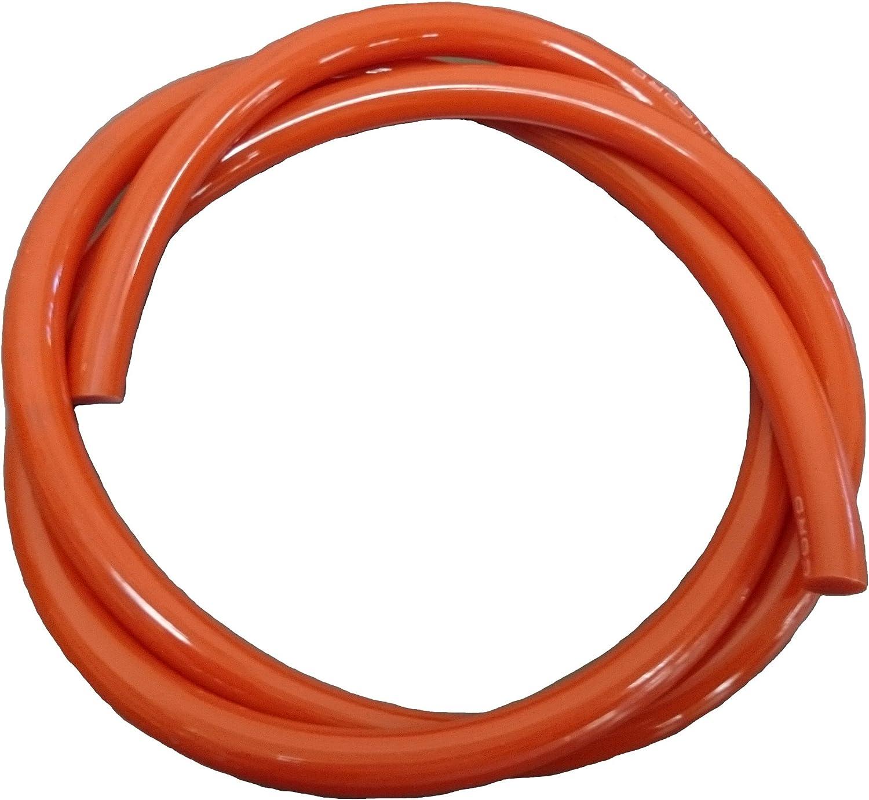 バンドー化学 バンコード 190mm φ6#480オレンジ オープンエンド NO480-6-C190000