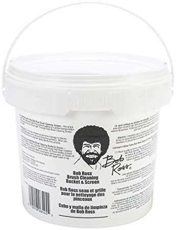 Weber Bob Ross 2-Inch Background Blender Brush CR6402 Martin// F