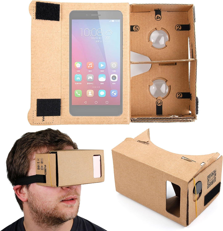 DURAGADGET Gafas de Realidad Virtual VR para Smartphone Huawei ...