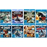 Die große Monster SC-FI Blu-ray Collection (11 Filme in 2D + 3D)