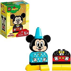 LEGO DUPLO Disney Juniors My First Mickey Build 10898 Building Bricks (9 Pieces)
