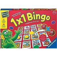 Ravensburger Juego de Mesa, 1 x 1 Bingo