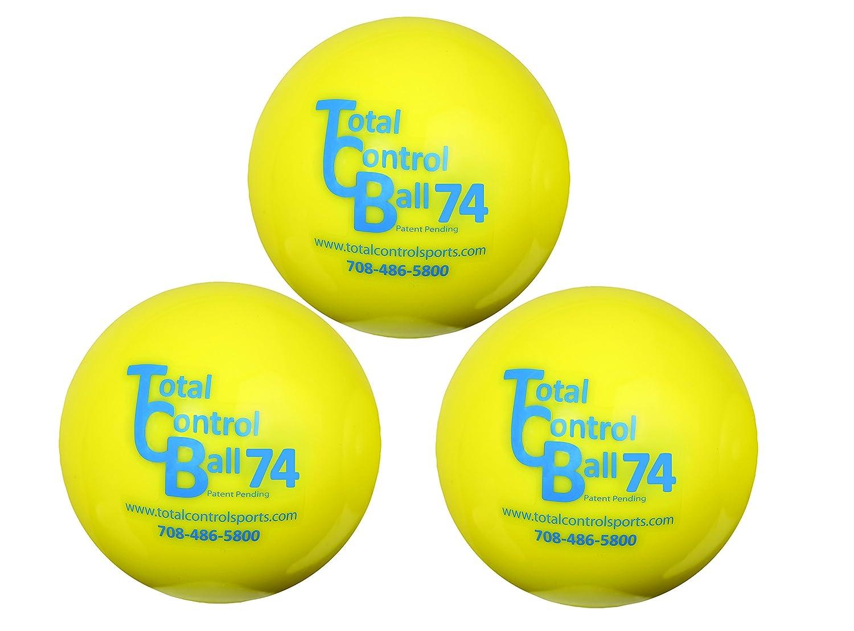 Total Control Sports Baseball (3-Pack) Markwort TC-03L74