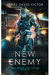 New Enemy (Jack Forge, Lost Marine Book 4) Kindle Edition
