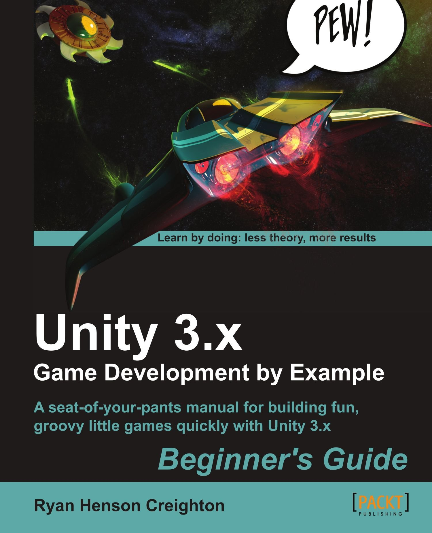 Download Unity 3.x Game Development by Example Beginner's Guide pdf
