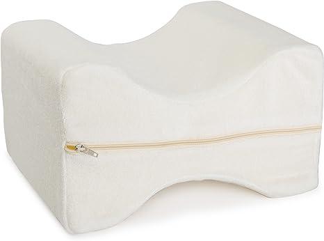 Dormire Con Il Cuscino Tra Le Gambe.Cuscino Ergonomico Per Gambe 25x20x13 Cm Supporto Articolazioni
